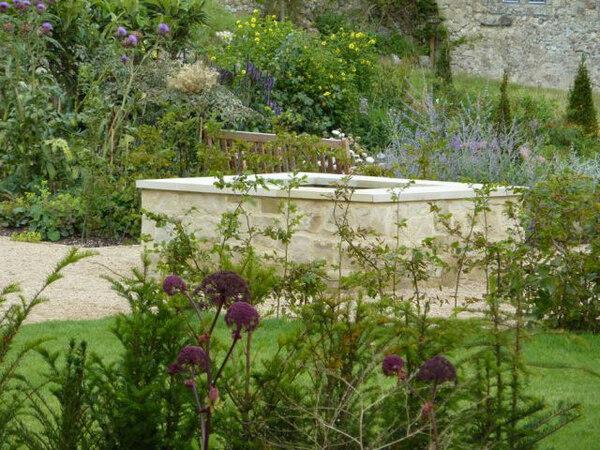 Princess Beatrice Garden, Carisbrooke Castle