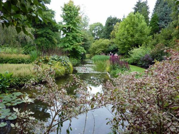 Longstock Park Water Gardens, 2009