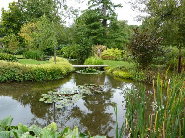 Longstock Park Water Gardens - John Lewis Partnership