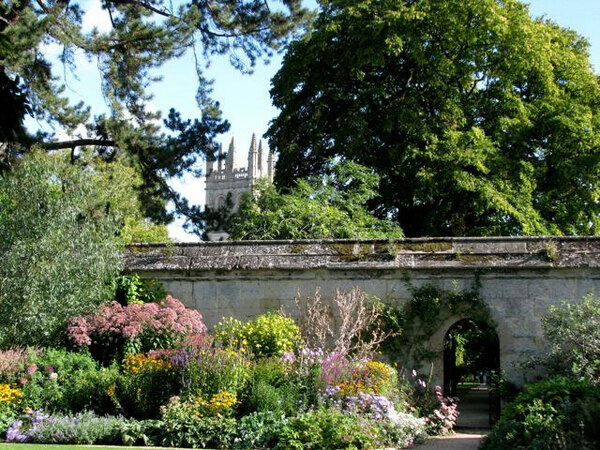 Oxford Botanic Garden, 2009