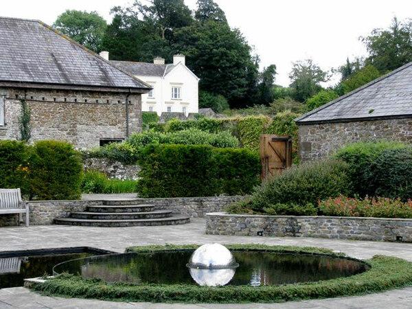 Aberglasney Gardens, Wales