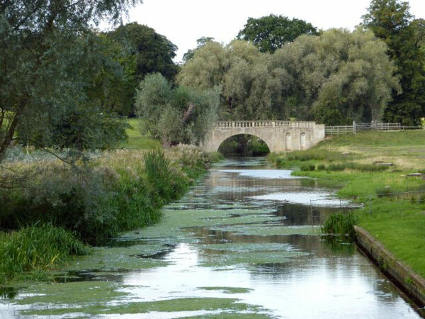 Bridge, Boughton House