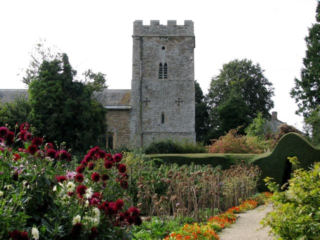 Rousham House and Garden, Oxfordshire