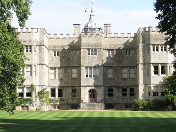 Rousham House, Oxfordshire