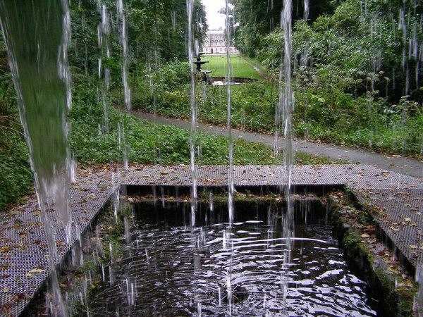 Fountain, Parc Glynllifon