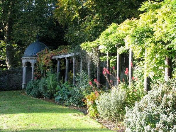 Torosay Gardens, Autumn 2009