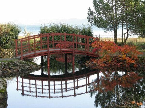 Japanese Garden, Torosay Castle and Gardens