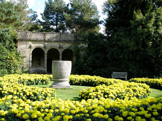 Nymans Garden, Autumn 2009