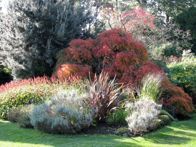 Nymans Garden, Autumn