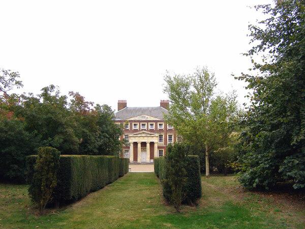 Goodnestone Park Gardens, Canterbury