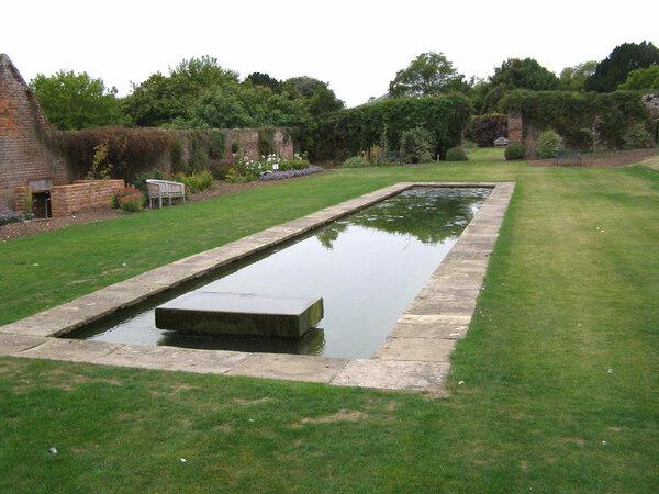 Walled Garden, Goodnestone Park Gardens