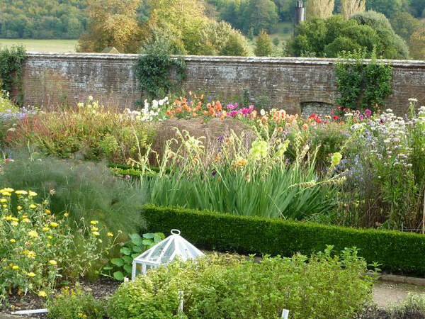 Walled Garden, West Dean Gardens