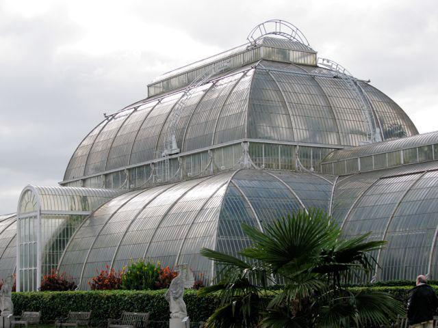 Glasshouse, Kew Gardens