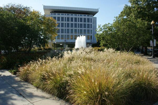 Federal Reserve Garden, DC