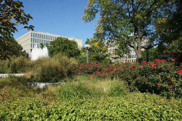 Federal Reserve Garden, Washington DC