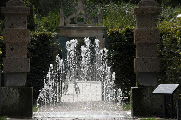 Fountains, Burghley House Garden