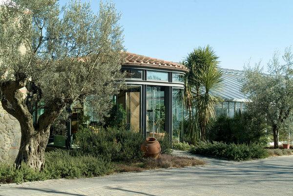 Entrance Garden, Hesperidarium