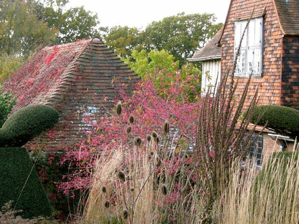 Great Dixter, 2009