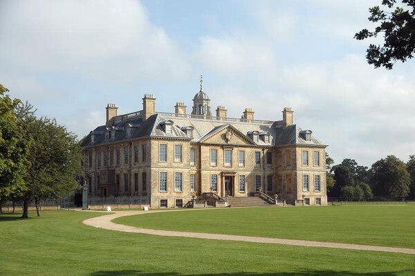 Belton House Gardens, 2009