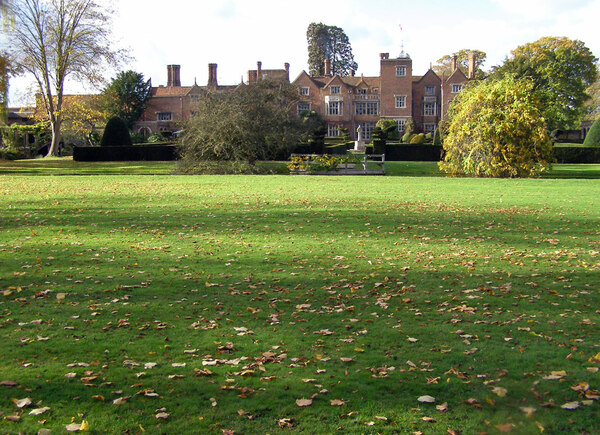 Back Lawns, Great Fosters
