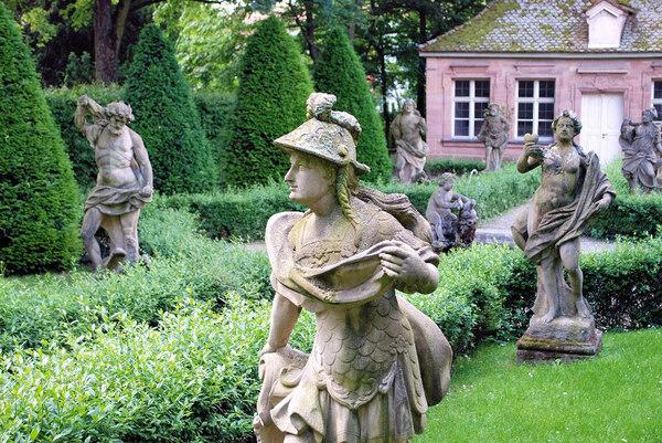 Nürnberg Barockgarten