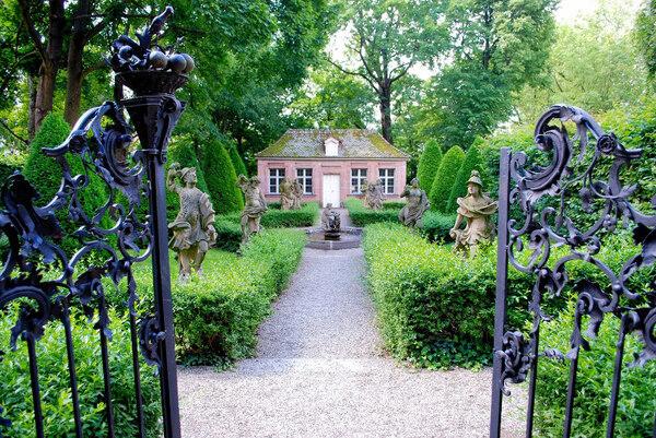 Barockgarten, Germany