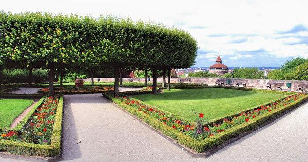 Burggarten, Nuremberg