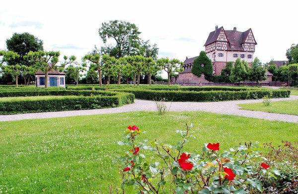 Schloss Neunhof, Germany