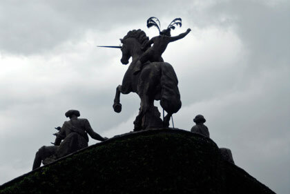 Statues, Isola Bella