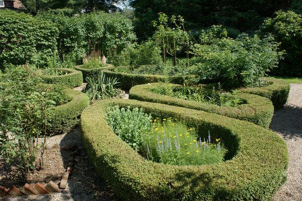 Butler McCook Garden, CT