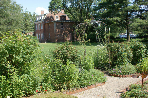 Butler McCook Garden, Hartford