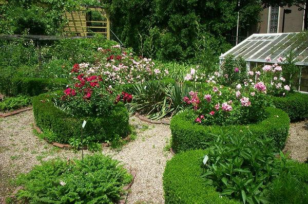Butler McCook Garden