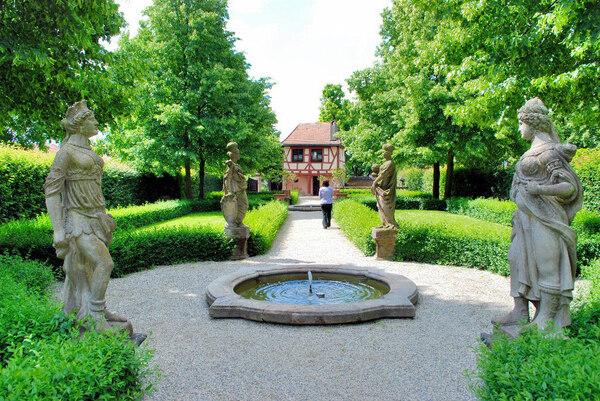 Hesperidengärten, Nuremberg