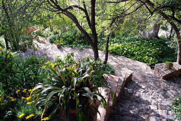 Les Jardins de l'Hôtel des Cascades, Morocco