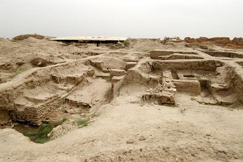 Mari Palace Syria