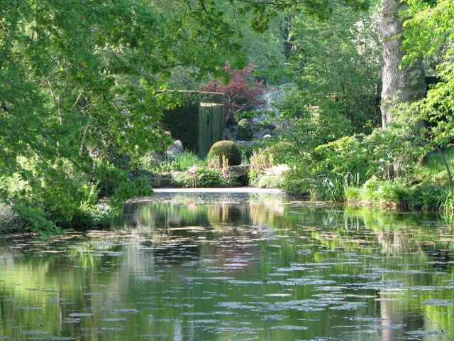 Gertrude Jekyll Gardens >> Vann