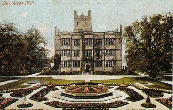 Gawthorp Hall