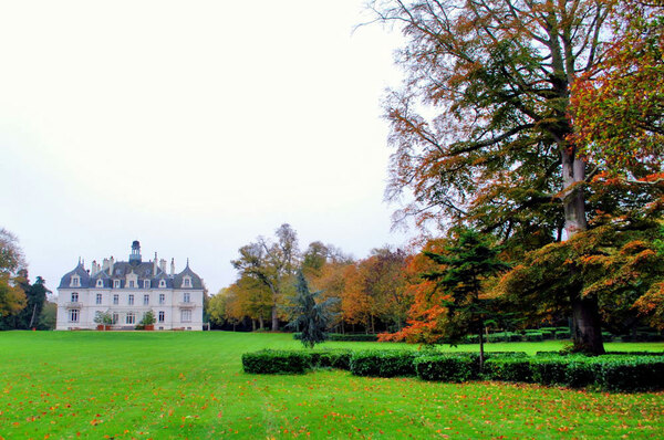 Autumn, Parc de la Briantais