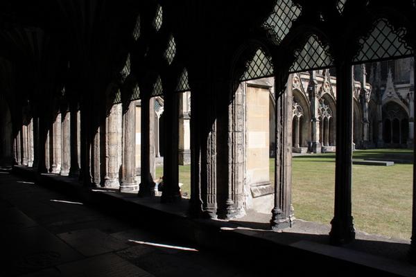 Canterbury Cathedral Cloister Garden Garth