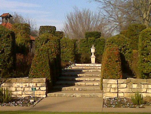 Dallas Arboretum and Botanical Garden, Texas
