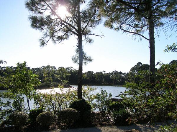 The Morikami Museum and Japanese Gardens, Florida