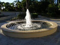 Medium aos fountain florida original