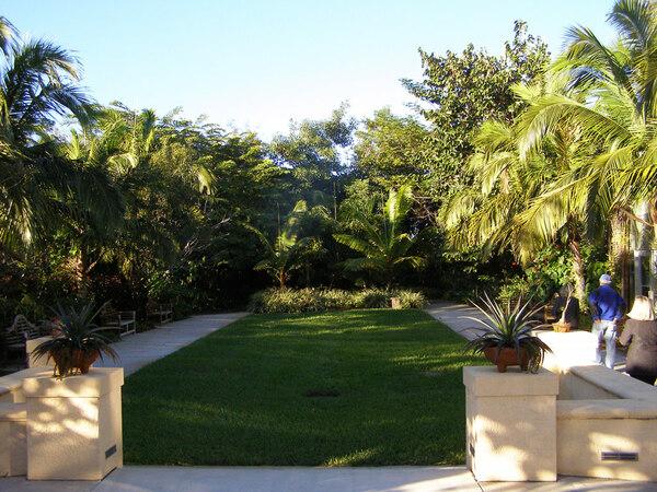 American Orchid Society Botanical Garden