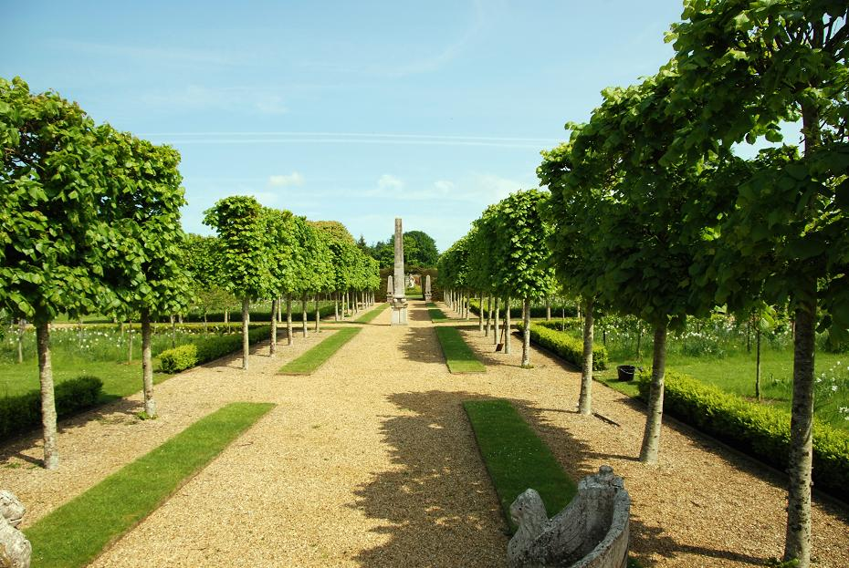 Houghton Hall Garden, Norfolk