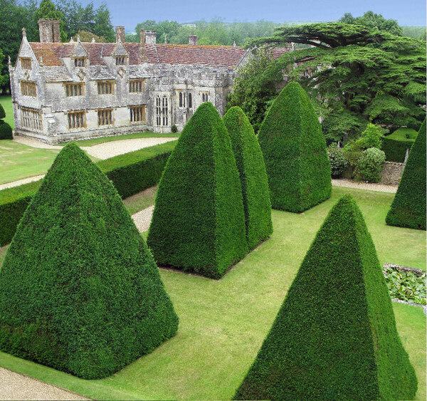 Athelhampton House Gardens, Dorset