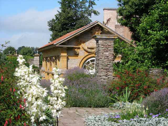 Hestercombe House Gardens, Somerset