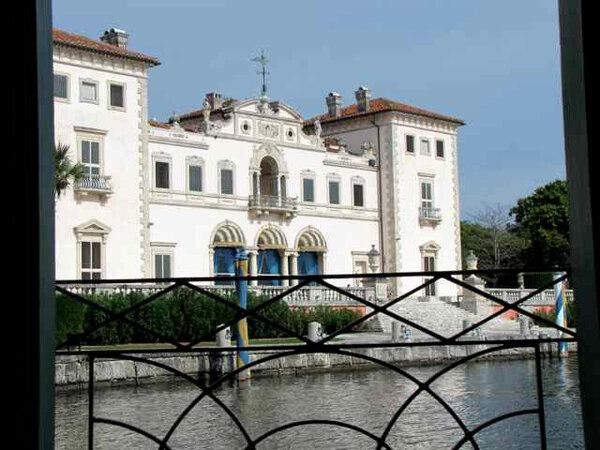 Vizcaya Gardens, 2010