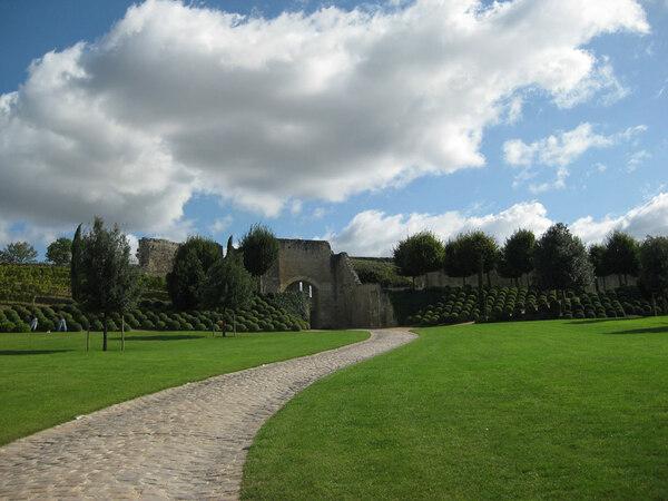 Chateau Amboise Garden