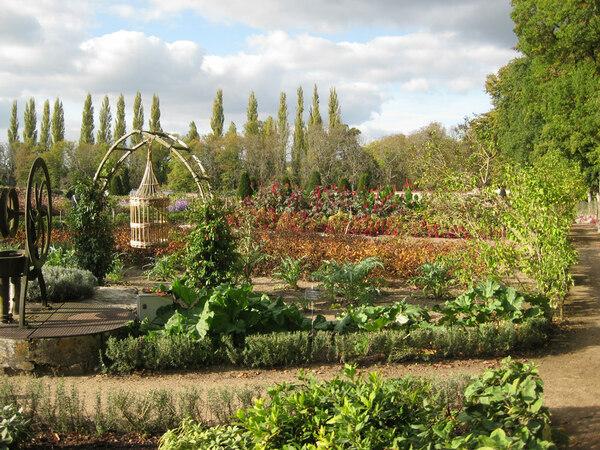 Chenonceau Garden, 2009