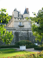 Medium chateau usse france original